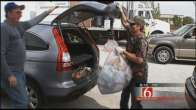 Hundreds Attend 'Secure Your ID Day' In Tulsa