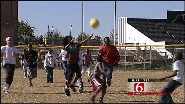 'Man Camp' Aims To Empower Tulsa Boys