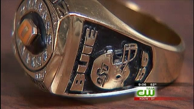 Former OSU Player Finds Stolen Cotton Bowl Ring On Craiglist