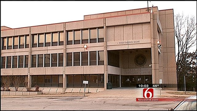 Task Force To Study Oklahoma DHS