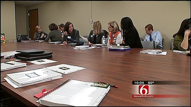 Parents, Tulsa School Administrators Discuss 6th Grade Shuffle