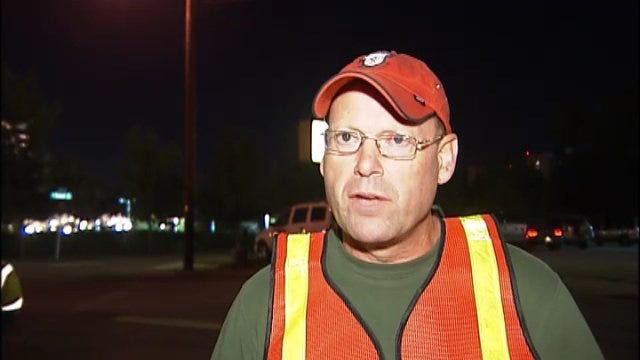 WEB EXTRA: City of Tulsa's Traffic Operations Manager Mark Brown Talks New Parking Spaces