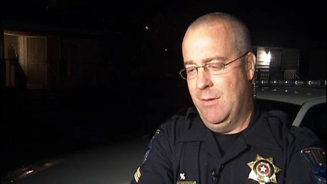 WEB EXTRA: Tulsa Police Cpl Pat Harker Talks About The Incident