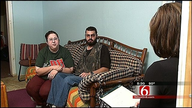 Once Victims, Turley Couple Fights Back Against Crime