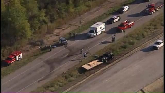 WEB EXTRA: Car Wreck In Rogers County Kills Two, Hurts Two