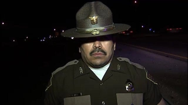 WEB EXTRA: OHP Trooper Darrick Eades Talks About Kidnapping Incident