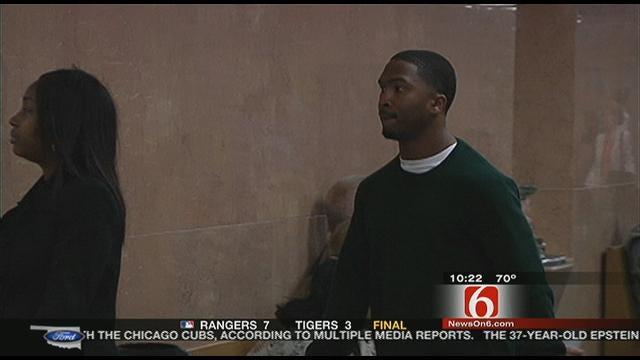 Damaris Johnson Pleads Guilty