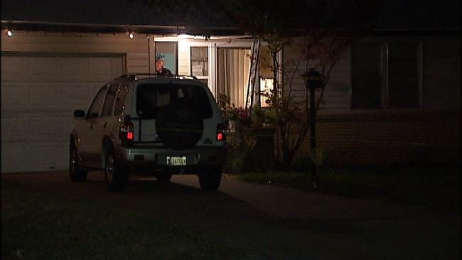 WEB EXTRA: Video From Scene Of Midtown Tulsa Murder-Suicide