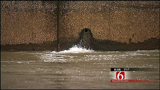 Anglers Worried Low Water Level At Lake Tenkiller Harmful To Fish