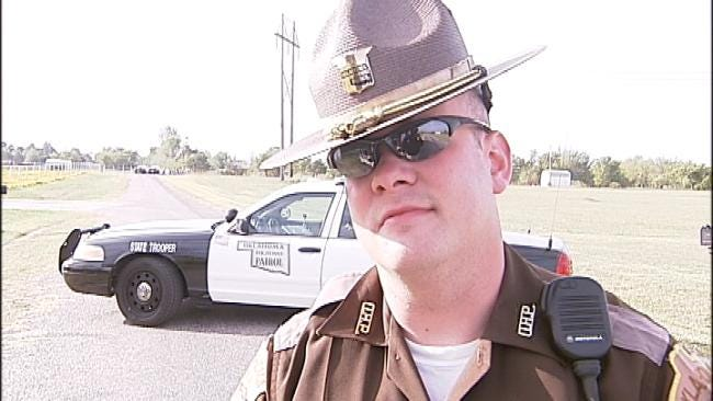WEB EXTRA: Trooper Interviewed In Rogers County Fatality Motorcycle Wreck