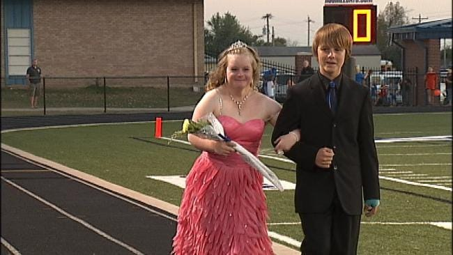 WEB EXTRA: Claremore Sequoyah Crowns Carnival Queen