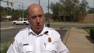 WEB EXTRA: Jenks Fire Chief On Bond Issue
