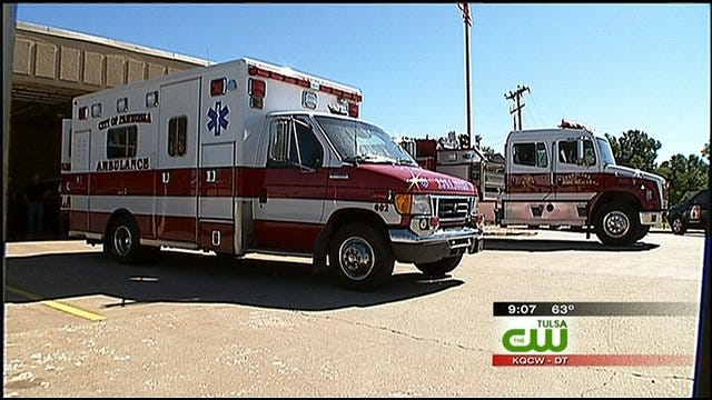 City Of Pawhuska Starts Its Own Ambulance Service