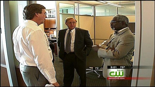 Tulsa Mayor's Chief Of Staff Terry Simonson Resigns