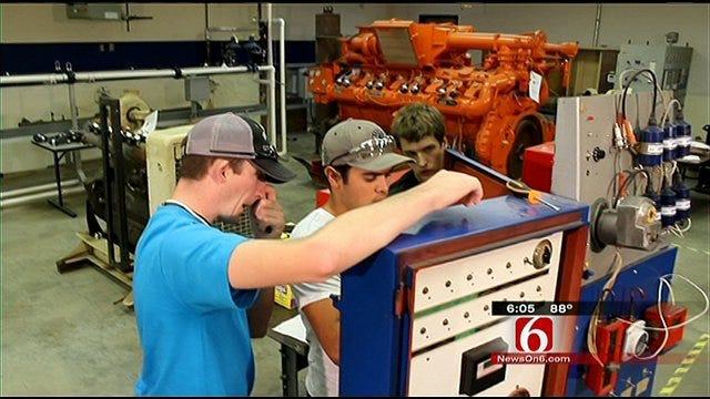 Record-Setting Donation Will Help Okmulgee School