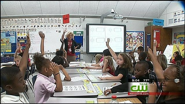 Parents Say Consolidation Caused Overcrowding At Tulsa Schools
