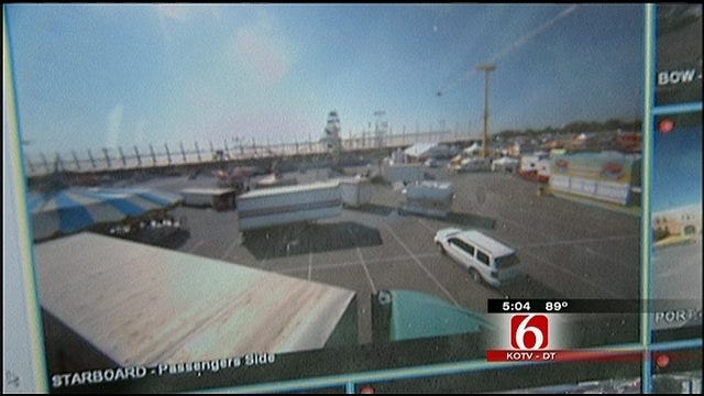 Towers Will Help Deputies Curb Crime At The Tulsa State Fair