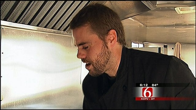 Tulsa Chef Serves 5-Star Food On Wheels