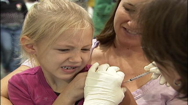 Flu Vaccine Clinics Start Monday In Tulsa County