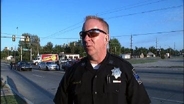 WEB EXTRA: Tulsa Police Captain Steve Odom Talks About Auto-Ped