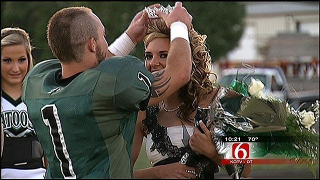 Catoosa Blasts McLain At Homecoming