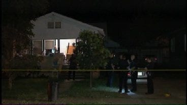 WEB EXTRA: Video Of Scene At The Home On East 8th Street