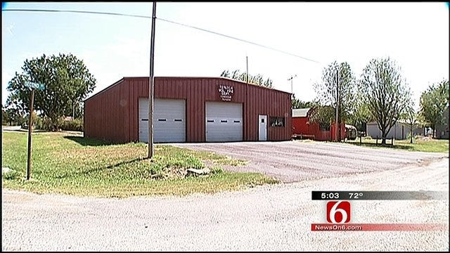 Terlton Fire Department Missing Money And Its Chief