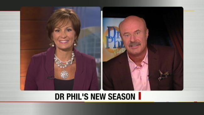 WEB EXTRA: Lori Fullbright Interviews Dr. Phil