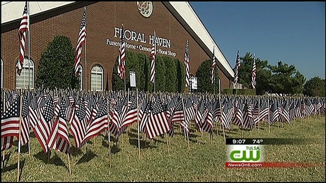 Funeral Home Remembers 9/11 Victims