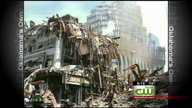 Oklahomans Remember Response To 9/11