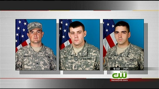 Oklahomans Remember Latest Casualties In Afghan War