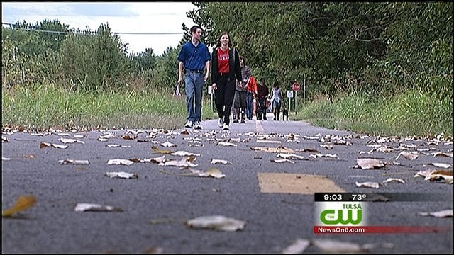 9/11 Victims Remembered In Muskogee Freedom Walk