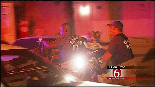 Tulsa Woman Shot While Sleeping Next To Child