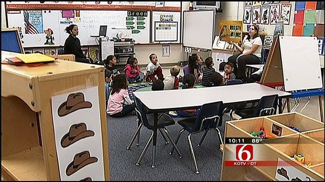 Oklahoma School Districts Frustrated By New Background Check Law