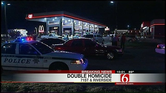 Two Killed In South Tulsa Shooting