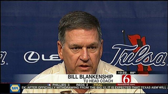 Blankenship 'Heartbroken' Over Johnson's Suspension