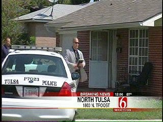 Police Investigate Discovery Of Woman's Body Found In Tulsa Home