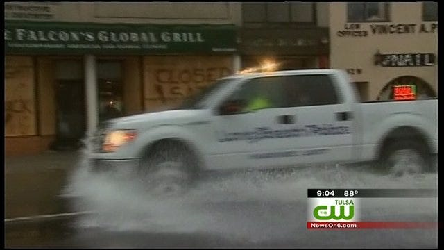 Oklahomans Affected By Hurricane Irene And Its Aftermath