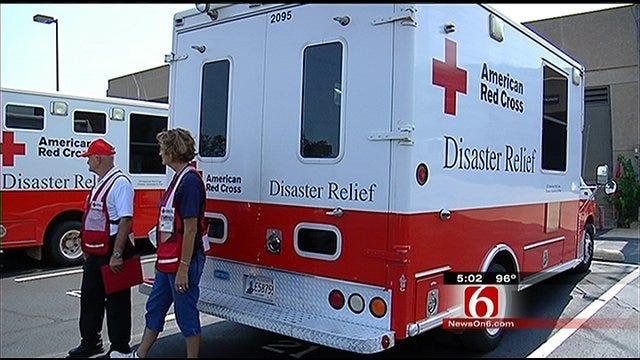 Tulsa Volunteers Head East To Assist In Hurricane Relief