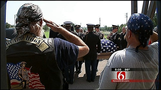 Young Porter Soldier Laid To Rest Saturday