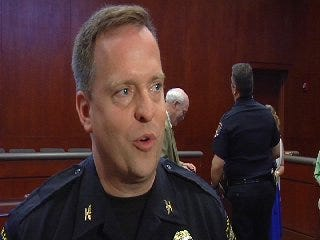 WEB EXTRA: Broken Arrow's New Police Chief David Boggs Glad To Be On The Job