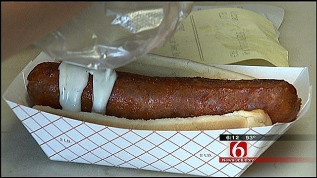 Rick Visits Tulsa's Hot Dog Headquarters