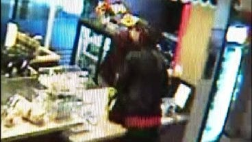 WEB EXTRA: Surveillance Video Captures Kaffe Bona Robbery