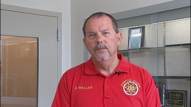 WEB EXTRA: Interview With Glenpool Police Chief Dennis Waller