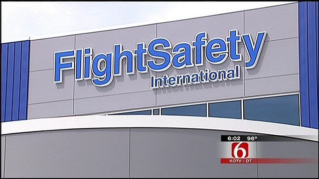 FlightSafety Opens New State Of The Art Broken Arrow Facility