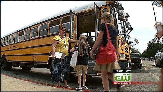Sweeping Changes Greet Tulsa Public School Students