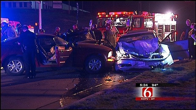 Two Die In Shooting-Related Car Accident
