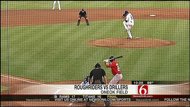 Drillers Knock Off Frisco