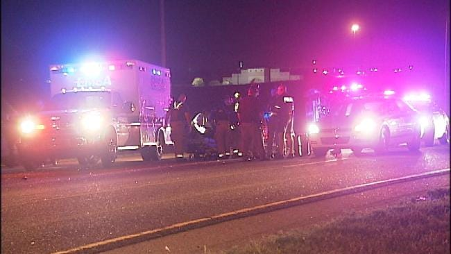WARNING: Graphic Scenes From Rollover Wreck