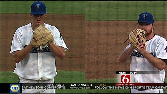 Future Stars Pomeranz And White Featured In Tulsa